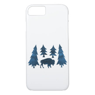 Coque iPhone 8/7 Buffalo/bison