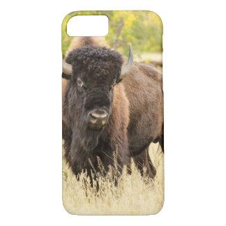 Coque iPhone 8/7 Buffalo sauvage dans un domaine