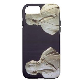 Coque iPhone 8/7 Buste de portrait de Giuseppe Balsamo (1743-95),