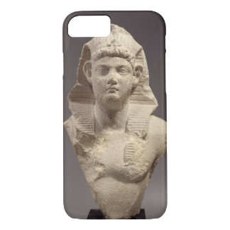 Coque iPhone 8/7 Buste d'un empereur romain en tant que pharaon