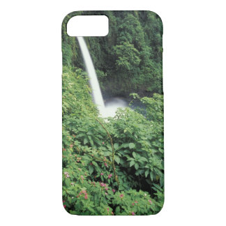 Coque iPhone 8/7 CA, Costa Rica. Cascade et impatients de La Paz