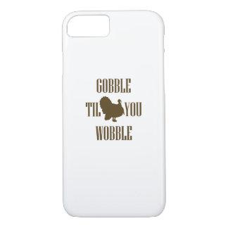 Coque iPhone 8/7 Cadeau drôle de thanksgiving de la Turquie