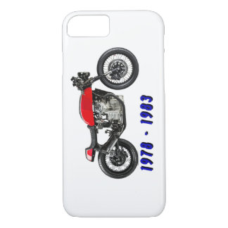 Coque iPhone 8/7 caferacer