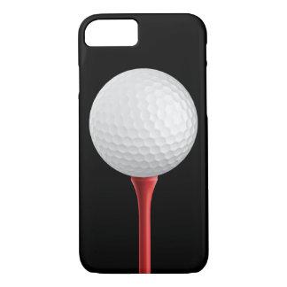 Coque iPhone 8/7 Caisse de boule de golf