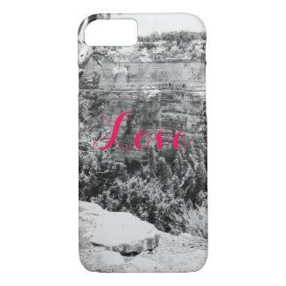 Coque iPhone 8/7 Caisse de canyon grand
