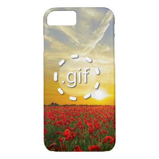 Coque iPhone 8/7 caisse de GIF