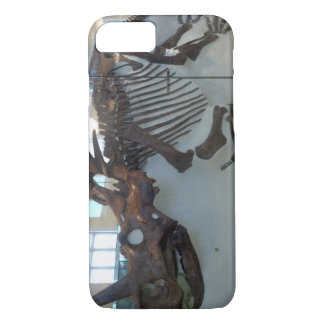 Coque iPhone 8/7 Caisse d'os de Dino