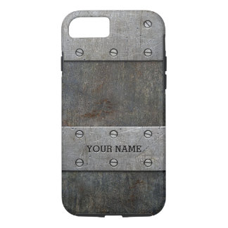 Coque iPhone 8/7 Caisse dure personnalisée de l'iPhone 7 de vieux