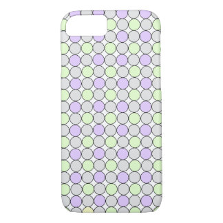 Coque iPhone 8/7 CAISSE EN PASTEL de l'iPHONE 7/8 de POINT de
