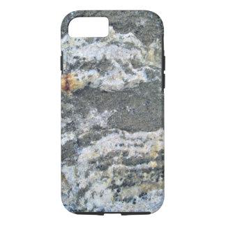 Coque iPhone 8/7 Caisse grise et blanche de la roche iPhone7