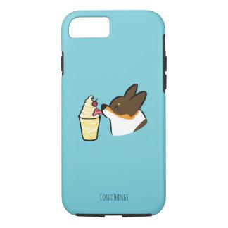 Coque iPhone 8/7 Caisse tricolore de téléphone de fouet de Dole