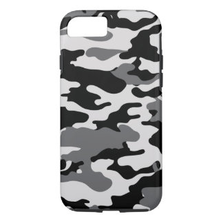 Coque iPhone 8/7 Camo noir
