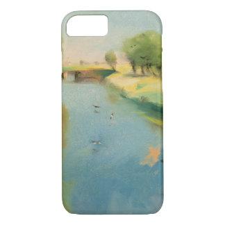 Coque iPhone 8/7 Canal, 1897 (en pastel sur la toile)
