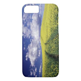 Coque iPhone 8/7 Canola jaune dans l'état de Washington du comté de