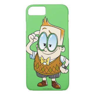 Coque iPhone 8/7 Capitaine Underpants   Melvin le sait tout