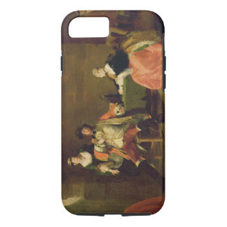 Coque iPhone 8/7 Captain Macheath Upbraided par Polly et Lucy en Th