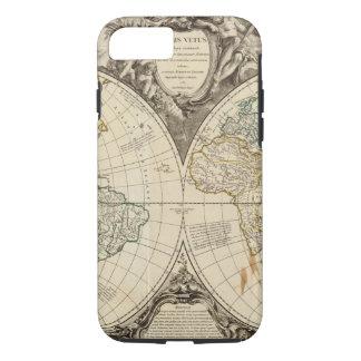 Coque iPhone 8/7 Carte 8 du monde