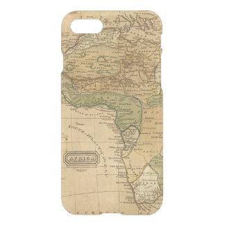 Coque iPhone 8/7 Carte de l'Afrique par Worcester