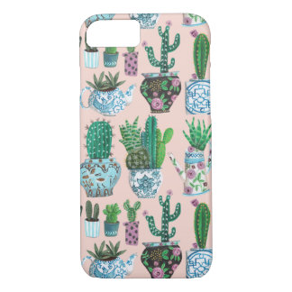 Coque iPhone 8/7 Cas à la mode du motif | Iphone 7 de cactus