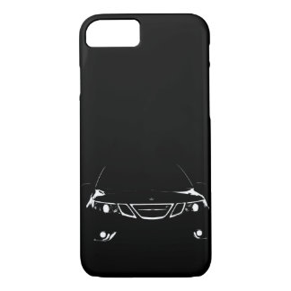 Coque iPhone 8/7 Cas aérien de Saab IPhone 5