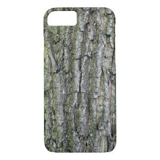 Coque iPhone 8/7 Cas avec la structure de l'écorce d'arbre