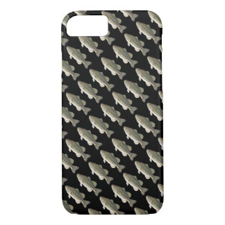 Coque iPhone 8/7 Cas bas de l'iPhone 7 de motif de poissons
