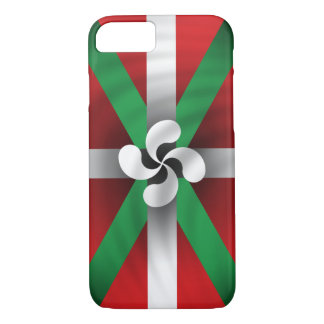 Coque iPhone 8/7 Cas Basque de l'iPhone 7