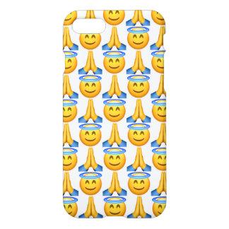 Coque iPhone 8/7 Cas brillant de l'iPhone 7 d'Emoji de ciel