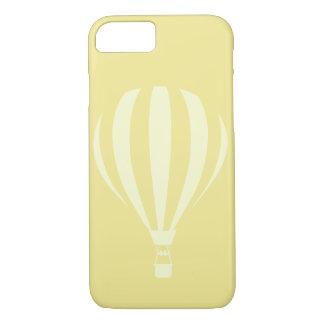 Coque iPhone 8/7 Cas chaud de l'iPhone 7 de ballon à air de citron