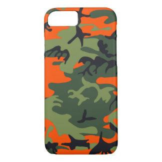 Coque iPhone 8/7 cas de Camo de cas de l'iPhone 7