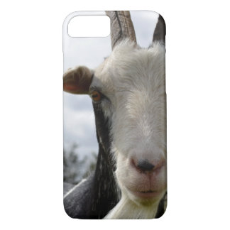 Coque iPhone 8/7 cas de chèvre d'iPhone
