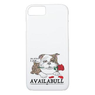 Coque iPhone 8/7 Cas de l'iPhone 6/6s d'Availabull