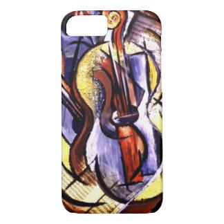 Coque iPhone 8/7 Cas de l'iPhone 6 d'instrument de musique