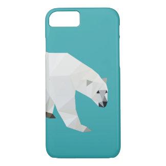 Coque iPhone 8/7 Cas de l'iphone 6 d'ours blanc
