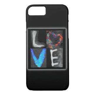Coque iPhone 8/7 Cas de l'iPhone 7 d'amour