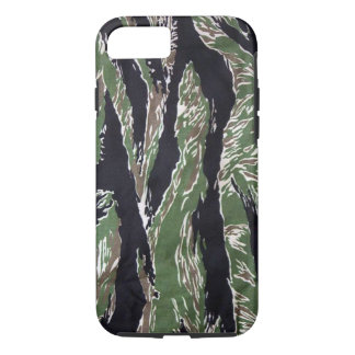 Coque iPhone 8/7 Cas de l'iPhone 7 de Camo de rayure de tigre