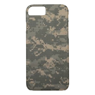 Coque iPhone 8/7 Cas de l'iPhone 7 de camouflage d'ACU Camo