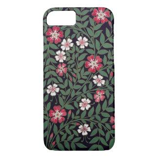 Coque iPhone 8/7 Cas de l'iPhone 7 de conception florale