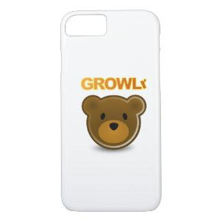 Coque iPhone 8/7 Cas de l'iPhone 7 de GROWLr