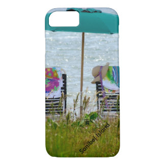 Coque iPhone 8/7 Cas de l'iPhone 7 de scène de plage