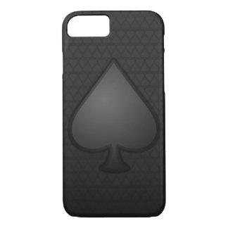 Coque iPhone 8/7 Cas de l'iPhone 7 de symbole de pelles