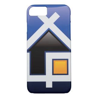Coque iPhone 8/7 cas de l'iPhone 7 d'objet immobilier d'eXp