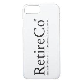 Coque iPhone 8/7 cas de logo d'iPhone
