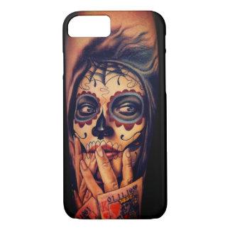 Coque iPhone 8/7 Cas de tatouage