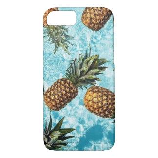 Coque iPhone 8/7 Cas de téléphone d'ananas