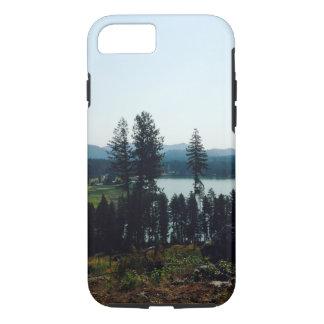 Coque iPhone 8/7 Cas de téléphone d'aperçu de lac