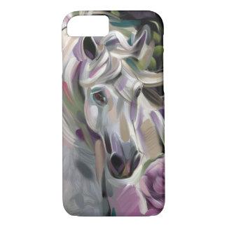 """Coque iPhone 8/7 Cas de téléphone d'art de cheval de """"Dreamcatcher"""""""