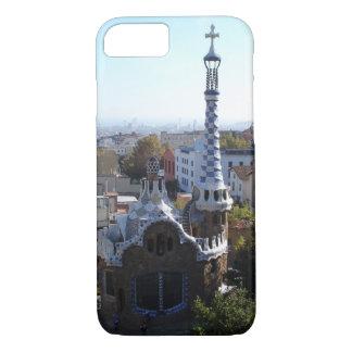Coque iPhone 8/7 Cas de téléphone de Barcelone