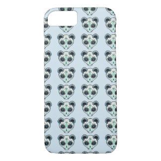 Coque iPhone 8/7 Cas de téléphone de crâne de sucre de furet