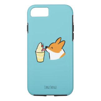 Coque iPhone 8/7 Cas de téléphone de fouet de Dole d'ananas de